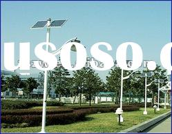 2012 Quality Energy Saving CE ISO RoHS wind solar led street lamp
