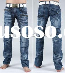 2012 The Latest Design Skinny Denim Man Jeans