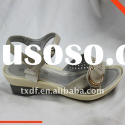 2012 cheap Ladies shoes, dress shoes for summer foot wear, flat sandals