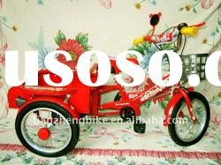 2012 new model 14 inch kids tricycle CE passed