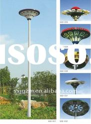 25m 400w high mast lighting pole with automatic lift system