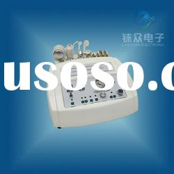 4 in 1 diamond Microdermabrasion machine with ultrasonic,High-Frequency,and Hot&cold hammer