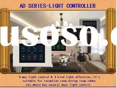 4 inch Light Remote Control Touch Screen Wall Switch
