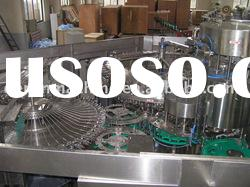 50-50-15 Bottle Rinsing-Filling-Capping Integrated Machine