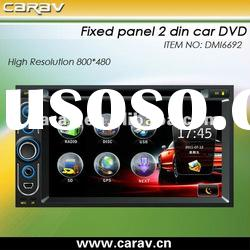 6.2'' digital panel 2 Din Car DVD