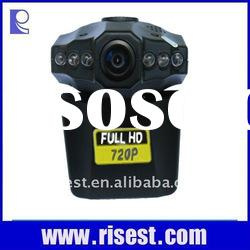720P HD Night Vision Car Black Box Video Recorder for Accident Evidence