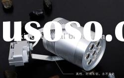 7w High power Led Track Light,Hot sales! Project used