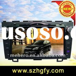 """8"""" HD digital TFT SD IPOD function with auto car dvd player for Honda CRV"""