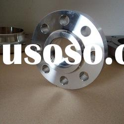 ANSI butt weld carbon steel forged flange