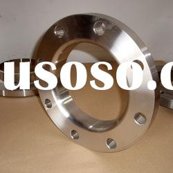 ANSI pipe fitting carbon steel forged flange