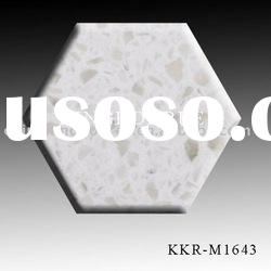 Artificial marble acrylic solid surface reception desk material