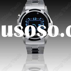 Best Seller Touch Screen FM Mp4 Camera Stainless Steel Watch Phone S761