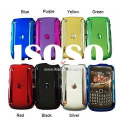Chrome hard case for blackberry 8520