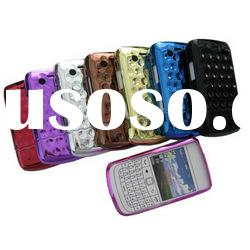 Chrome hard case for blackberry 9700