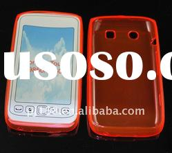 Crystal TPU Cell Phone Cover For Blackberry Monaco Touch/9850/9860