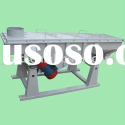 DZSF Carbon Steel Spray Model Linear Vibrating Sieve