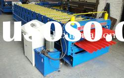 Double Layer Color Steel tile Roll Forming Machine XF912/1064