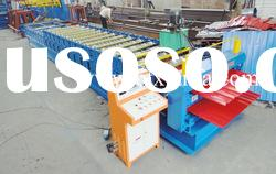 Double deck Tile Roll Forming Machine XF1010-1065