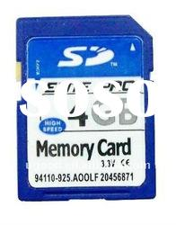 Factory direct oem sd card