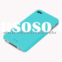 High Quality Royal blue PC Matte Hard Case for iPhone 4G/4S