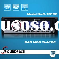High quality car mp3 music player with USB/SD S1018C