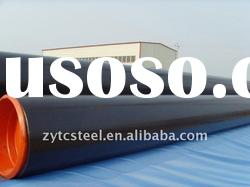 Hot Rolled seamless steel pipe/seamless pipes/steel tube