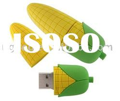 Hot Sell Corn Shape USB Flash Drive