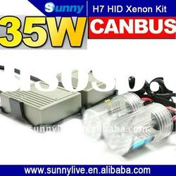 Hottest Sunny CAN BUS Low Beam HID Kit With High Quality 35W Big Ballast -32