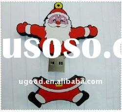 Hottest christmas gift -santa clause usb flash drive