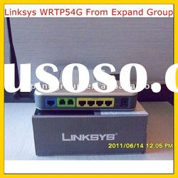 Linksys WRTP54G Wireless Voip Router