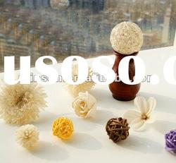 NEW STYLE Reed Diffusers with Decorative Balls & Flowers