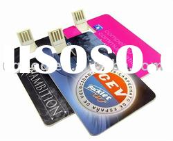 Promotional Full-Color Printing USB Flash Card