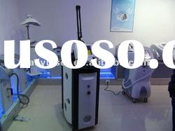 RF co2 fractional acne scar removal machine