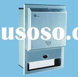 Stainless steel Automatic Paper Dispenser