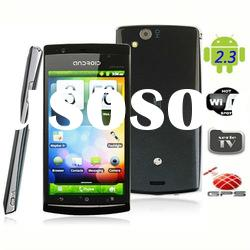 Star HD7000 Android 2.3 MTK6513 mobile Phone with 4.0 inch capacitive screen WiFi TV GPS