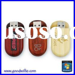 Sustainable material usb flash drive 16gb with logo