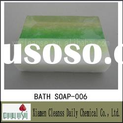 Top Quality Bath Soap For Green Tea Fragrance
