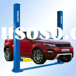 Two post car lift IT8213E with CE electrical release