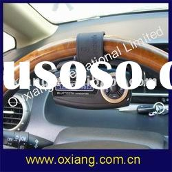 Voice dialing Steering Wheel Bluetooth Hands free Car Kit