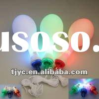 Wedding party decoration products LED balloon glow