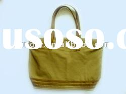 canvas tote shopping bag with various handles