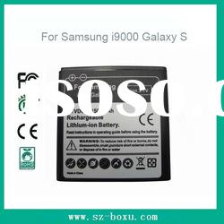 for samsung i9000 battery,replacement battery For galaxy S