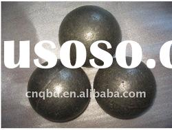hardness carbon forged steel grinding media ball