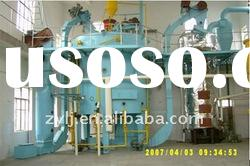 high performance edible oil extraction solvent machine