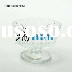 high quality dessert glass cups