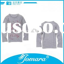 high quality long sleeve shirts for children