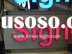 outdoor Waterproof Super High Bright LED Channel Letters