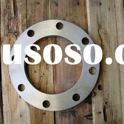 pipe fitting butt weld carbon steel plate flange