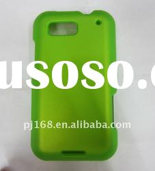 rubber mobile phone case cover for MB525
