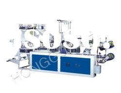 two-layer rolling bag making machine